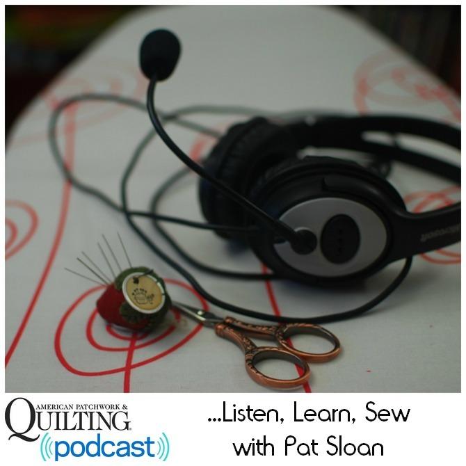 1 pat sloan podcast listen