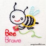 Bee Brave