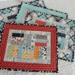 Charm Pack Placemats