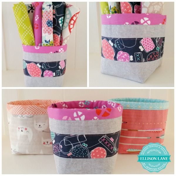 ellison lane fabric-bucket-banner