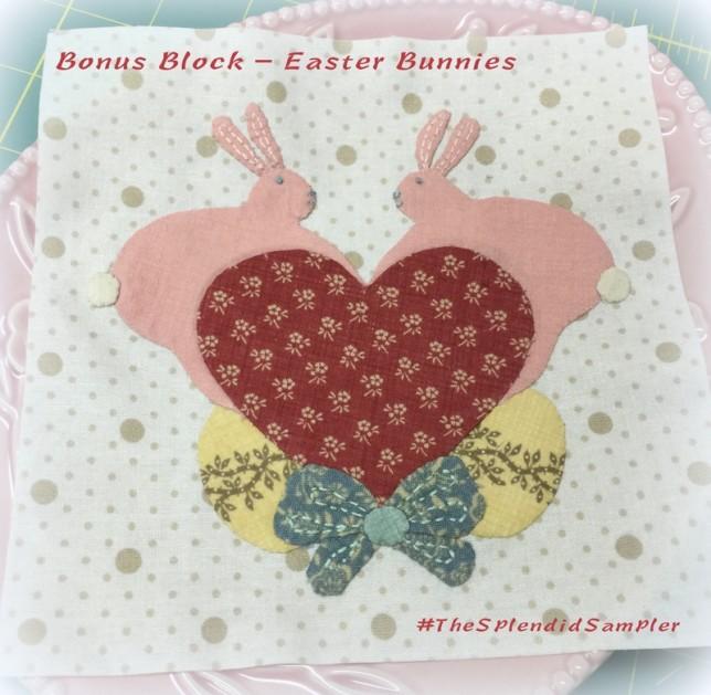 Bonus Block - Easter