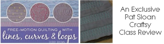 pat sloan debby brown loops class review