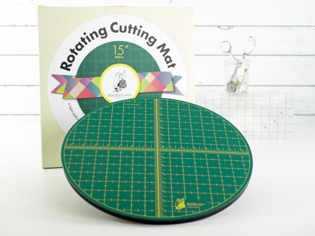 rotating mat