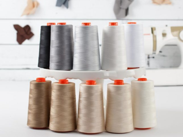 aurifil thread cones