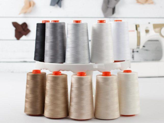 aurifil thread cones
