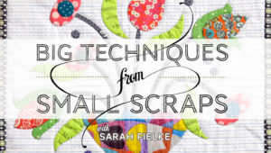 sarah fielke hand applique